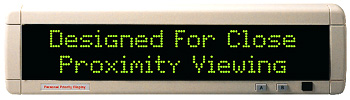 LED Sign - Personal Priority Display - PPD