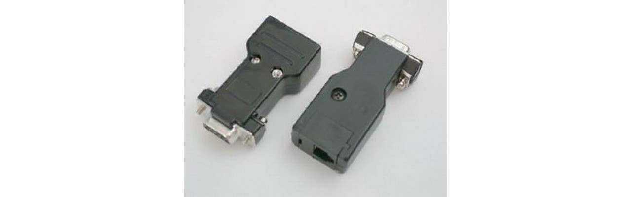RS232 to RJ12 Adapter