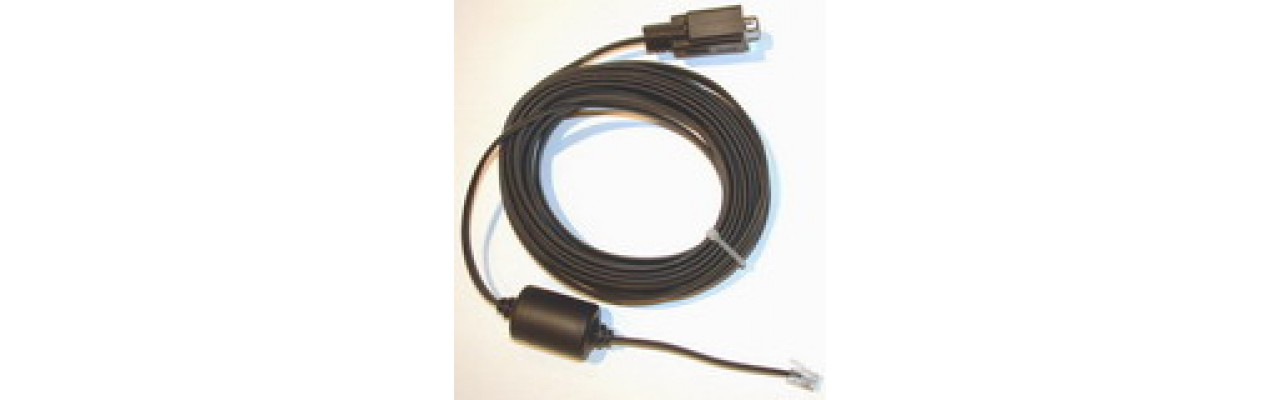 25' RS-232 Cable